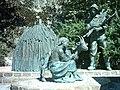 Bondone monumento al carbonaio.JPG