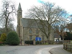 Bonkle Church, rebuilt in 1878