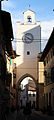 Borgo san lorenzo, torre dell'orologio 02.JPG