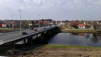 Vinkovci - Bosut river