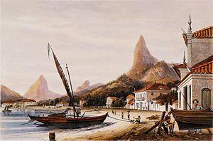 William Gore Ouseley - Image: Botafogo Bay William Gore ouseley