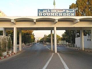 Boumerdès Province Province of Algeria
