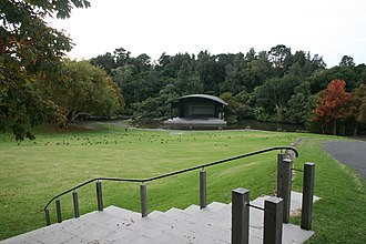 Brooklands, Taranaki - The Bowl of Brooklands