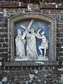 Boxmeer - Rooms Katholieke begraafplaats aan de Begijnestraat - Kruiswegstatie - Statie 2.jpg