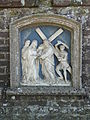 Boxmeer - Rooms Katholieke begraafplaats aan de Begijnestraat - Kruiswegstatie - Statie 4.jpg