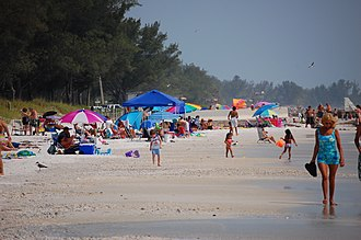 Bradenton Beach, Florida - Bradenton Beach