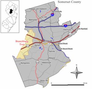 Branchburg, New Jersey - Image: Branchburg twp nj 035