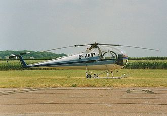 Qingdao Haili Helicopters - An example of the B2-B Helicopter