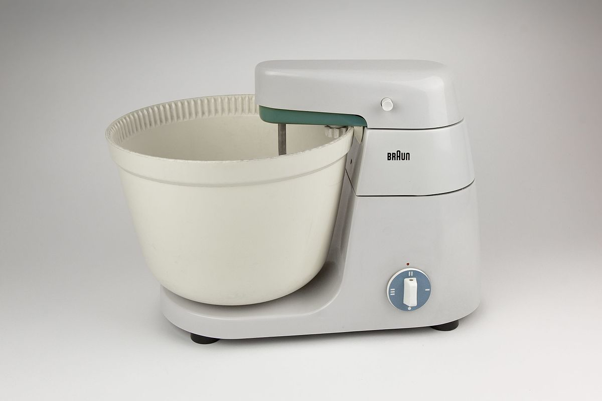 braun küchenmaschine mixer