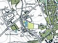Braunschweig Stadtplan mit Vororten von 1899 AusschnittWestbahnhof.jpg