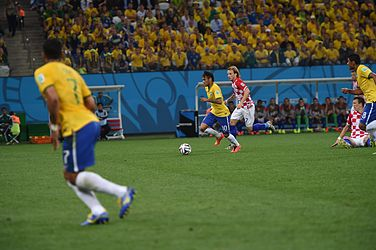 Brazil and Croatia match at the FIFA World Cup 2014-06-12 (18).jpg