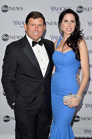 Bret Baier - Image: Bret Baier at Pre White House Correspondents' Dinner Reception Pre Party 14113918565