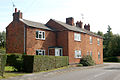 Brick-built cottages in Bourton-On-Dunsmore - geograph.org.uk - 1483853.jpg