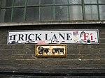 File:Brick lane sign - panoramio.jpg