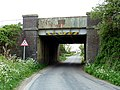 Bridge carrying the Bristol to South Wales line, Pilning (geograph 2399793).jpg
