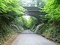 Bridge over Vigo Hill - geograph.org.uk - 2604806.jpg
