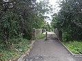 Bridge to nowhere - geograph.org.uk - 925687.jpg