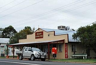 Brigalow, Queensland Town in Queensland, Australia
