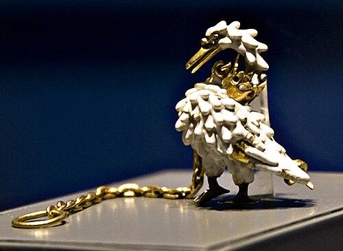 Dunstable Swan Jewel