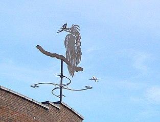 The Brixton Heron