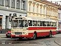 Brno, Husovice, Svitavská, BMUE 2012, Karosa ŠM 11 č. 2834 (01).jpg