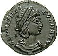 Bronze-Flavia Maximiana Theodora-trier RIC 65 (obverse).jpg