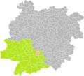 Bruch (Lot-et-Garonne) dans son Arrondissement.png