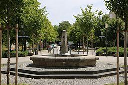 Dietzfelbingerplatz in München