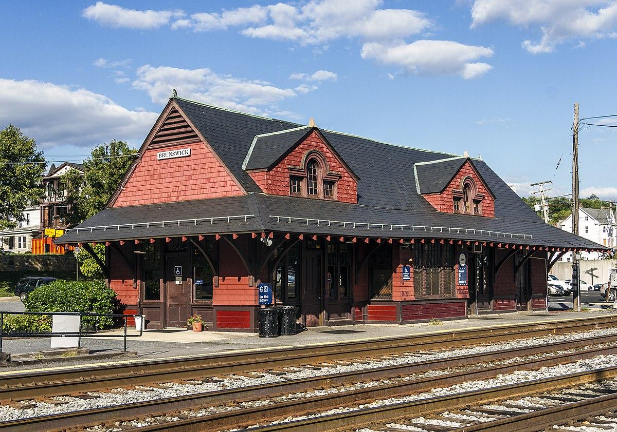 brunswick station (maryland) - wikipedia