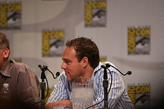 Bryan Burk - Burk at Comic-Con 2006