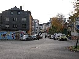 Buchwaldstraße in Frankfurt am Main