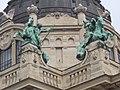 Budapest Széchenyi Bath. Dome. Tritons.jpg
