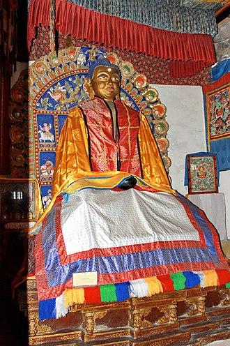 Buddhist devotion - The Buddha Amitābha