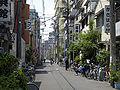 Budget hotels in San'ya district in Tokyo Japan.jpg