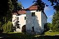 Budila - Castelul Mikes - vedere dinspre latura estică.jpg