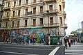Buenos Aires - Av. 9 de Julio y Av. de Mayo - Eaquina sureste.jpg