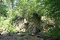 Building remains, Squabmoor Plantation - geograph.org.uk - 183560.jpg