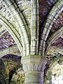 Buildwas Abbey - chapter house capital.jpg