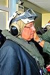 Bulgarian defense minister prepares to visit USS Enterprise. (8096711064).jpg