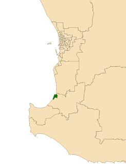 Electoral district of Bunbury state electoral district of Western Australia