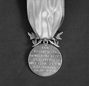 Goethe Medal - Goethe-Medal