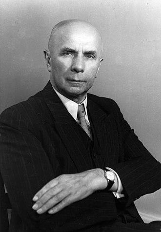 Minister of Intra-German Relations - Image: Bundesarchiv B 145 Bild P001516, Jakob Kaiser