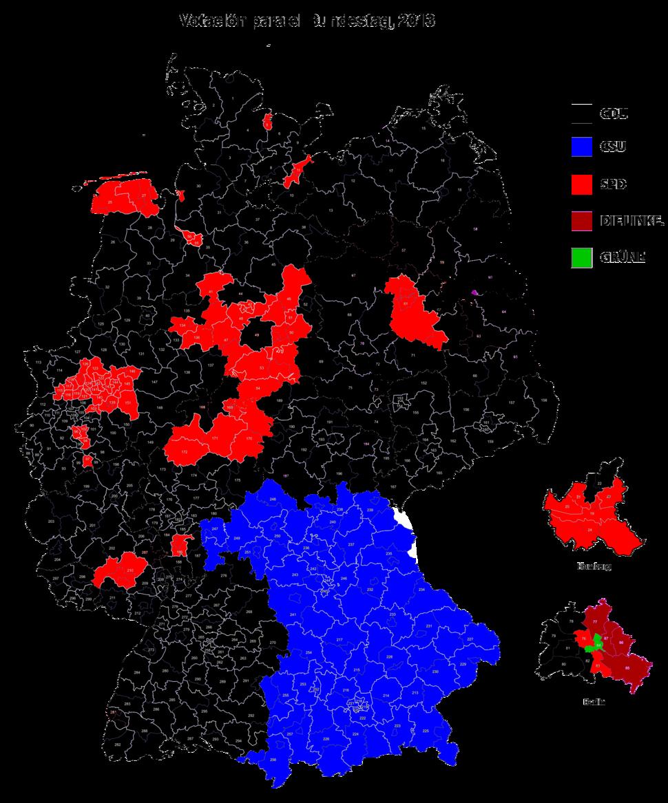 Bundestag-2013
