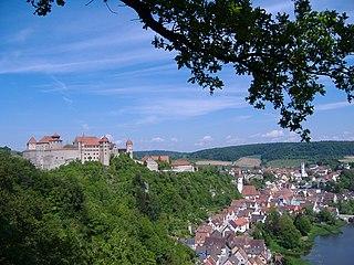 Harburg Castle castle