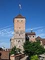 Burg (Nürnberg-St. Sebald).Kaiserburg.Heidenturm.fw13.ajb.jpg