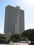 Burnett Plaza building, west side.jpg