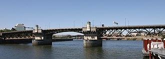 Burnside Bridge - Image: Burnside Bridge