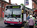Bus, Kidderminster - DSCF0923.JPG