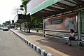 Bus Shelter - Pragati Maidan - Bhairon Marg - New Delhi 2014-05-06 0884.JPG