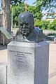 Buste de Winston Churchill, Québec.jpg